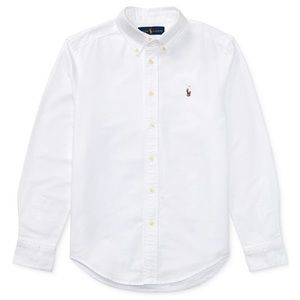 Boys Ralph Lauren Oxford
